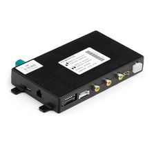 Видеоинтерфейс для BMW 523, 530, 3 E90 , X5, X6, 7 c системой CIC с круглым коннектором  - Краткое описание