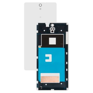 huge selection of e8435 f71af Housing Back Cover Sony E5533 Xperia C5 Ultra Dual, E5563 Xperia C5 Ultra  Dual, (white)
