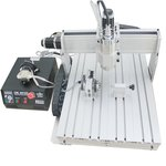 4-axis CNC Router Engraver ChinaCNCzone 6040 (800 W)