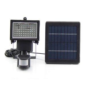 LED Solar Outdoor Light SL-60 (motion sensor, 600 lm, 7.4 V, 2000 mAh)