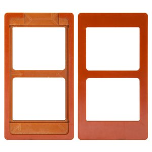 LCD Module Mould for Meizu M1 Cell Phone, (for glass gluing )
