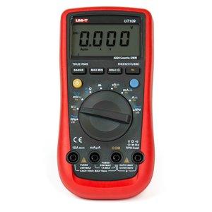 Цифровой автомобильный мультиметр UNI-T UT109