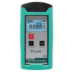 Измеритель оптической мощности Pro'sKit MT-7601