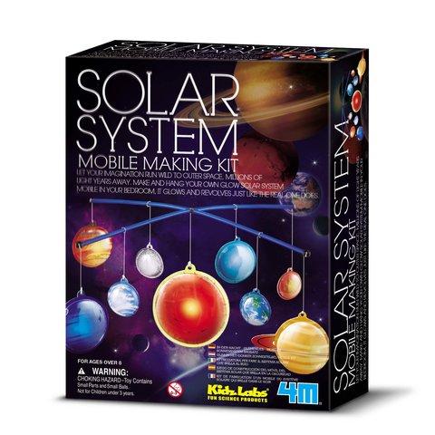STEAM-набор 4М Мобиль Солнечная система