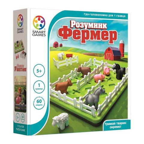 Головоломка Smart Games Розумник фермер