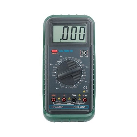 Professional Multimeter Pro'sKit 3PK 600