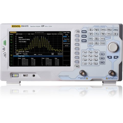Spectrum Analyzer RIGOL DSA815