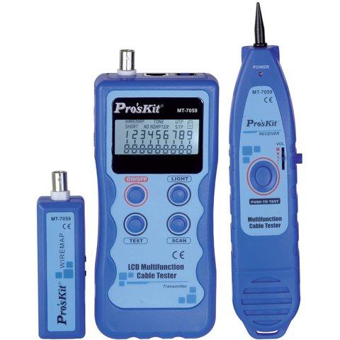 Network Tone and Probe Kit Pro'sKit MT-7059
