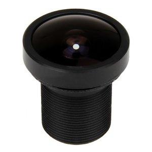 Съемный широкоугольный объектив для камер GOPRO HERO 2 (170°, резьба M12)