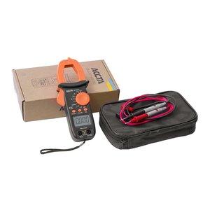 Pinza amperimétrica Accta AT-600C